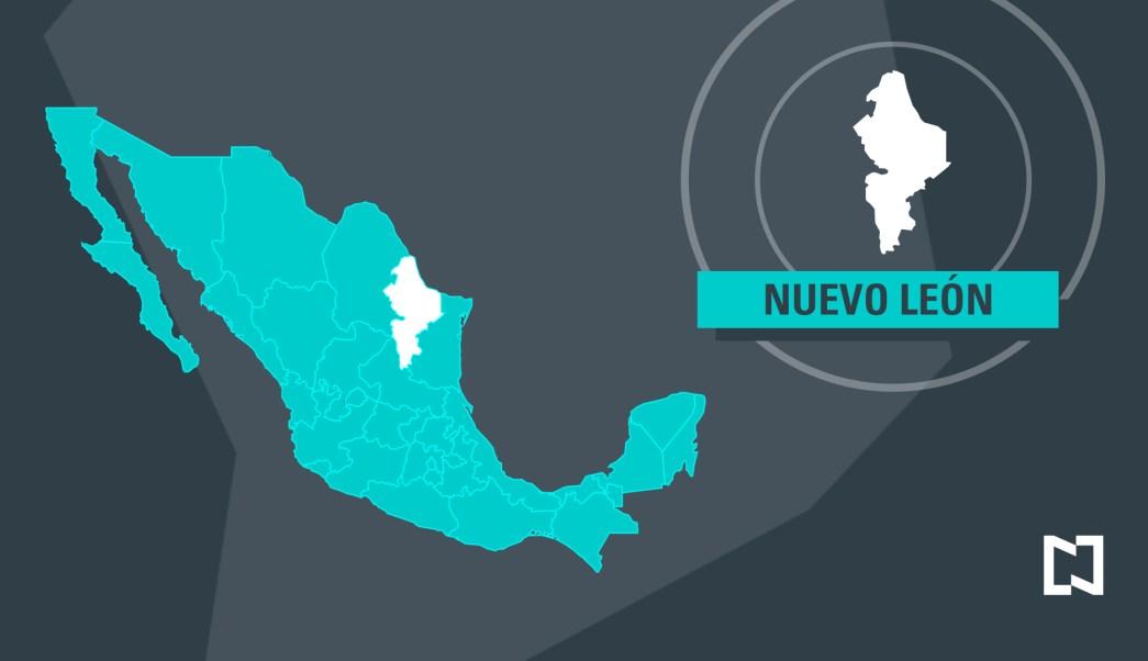 Mapa de Nuevo León - Marzo 2017 (Noticieros Televisa)