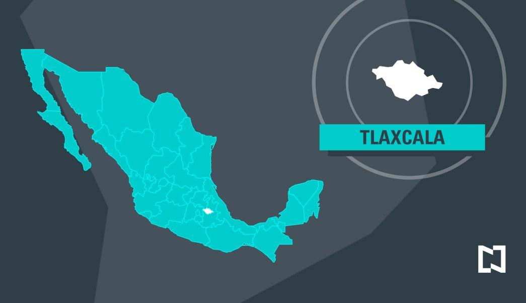 Manifestantes irrumpen en el Congreso de Tlaxcala