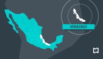 Balacera en estacionamiento de tienda comercial deja un lesionado en Veracruz