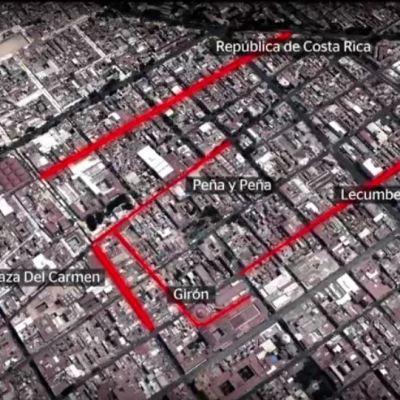 Utilizan asesinato en video para extorsionar a comerciantes de Tepito
