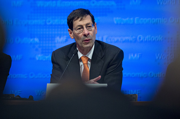 Maurice Obstfeld, economista jefe del FMI. (Getty Images)