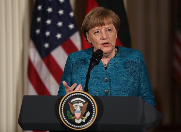 La canciller de Alemania, Angela Merkel, sostiene que ella quiere mercados abiertos, con comercio justo (Getty Images/Archivo)