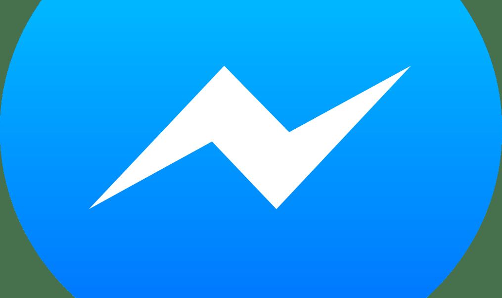messenger aplicación mandar ubicacion