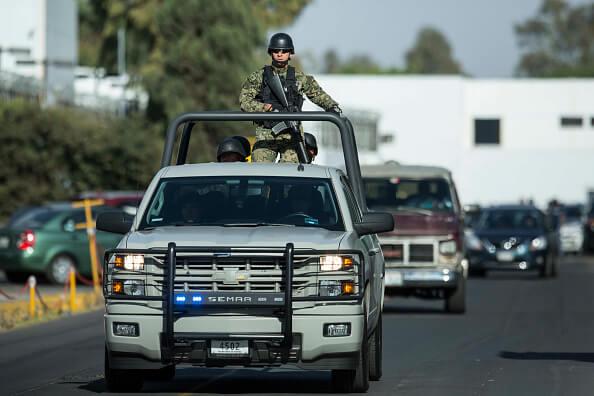 Operativos del Ejército en Sinaloa. (Getty Images, archivo
