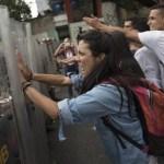 Miles de venezolanos salieron a las calles para protestar contra el gobierno de Nicolás Maduro.