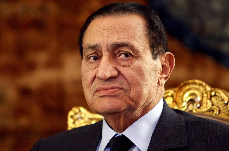 Fiscalía egipcia absuleve a ex presidente Hosni Mubarak