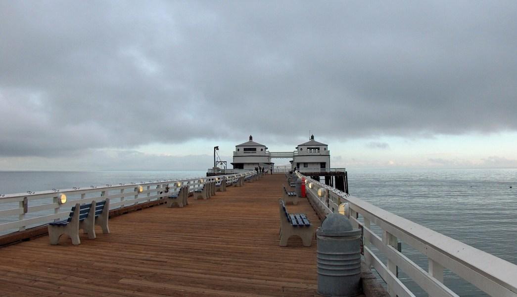 Muelle de Malibu, en California (Wikipedia)