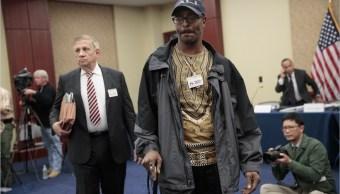 Muhammad Ali Jr. fue detenido en el Aeropuerto Internacional de Fort Lauderdale-Hollywood después de regresar de Jamaica el 7 de febrero.