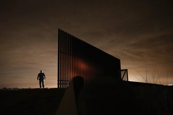 Patrulla fronteriza, frontera, México, estados unidos, seguridad, muro