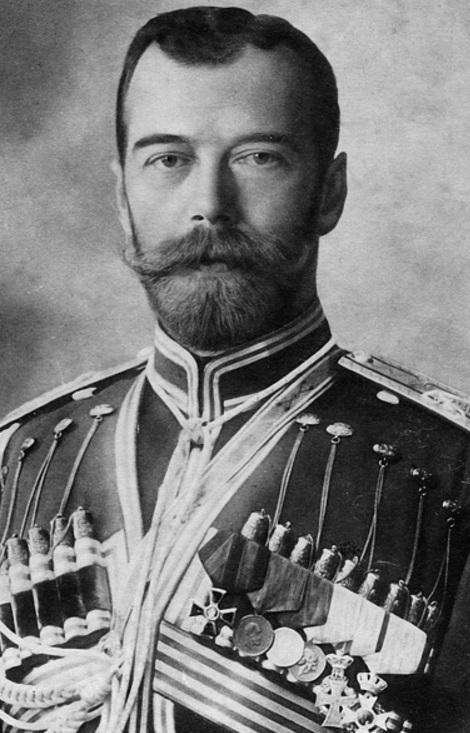 Un retrato de Nicolás II (1868-1918), zar de Rusia (Getty Images)