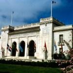 Edificio principal de la Organización de Estados Americanos; la Carta Democrática puede invocarse cuando se dé la ruptura de la democracia en un Estado miembro (oas.org)