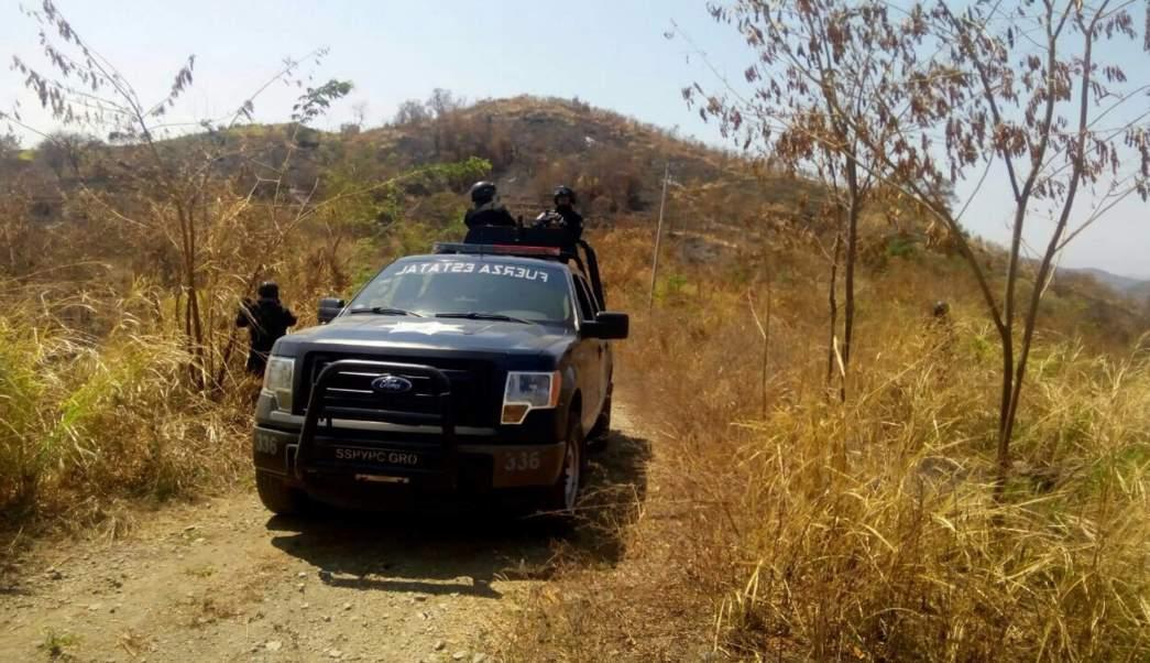Más de 600 efectivos del Ejército y de la Policía de Guerrero realizan un operativo de seguridad. (Notimex, archivo)