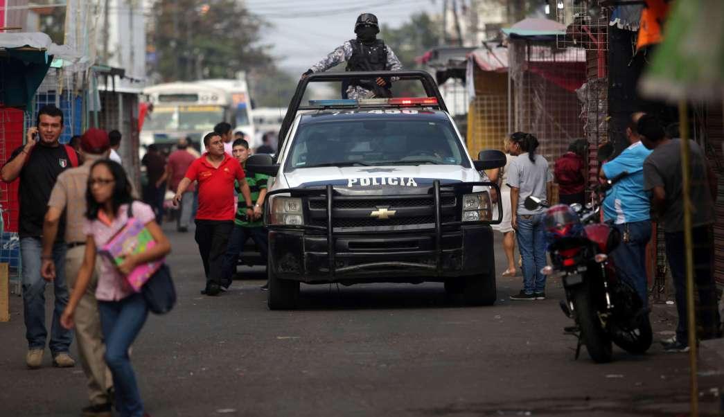 El pasado 1 de marzo inicaron los operativos de la Gendarmería en Xalapa, Veracruz. (AP, archivo)