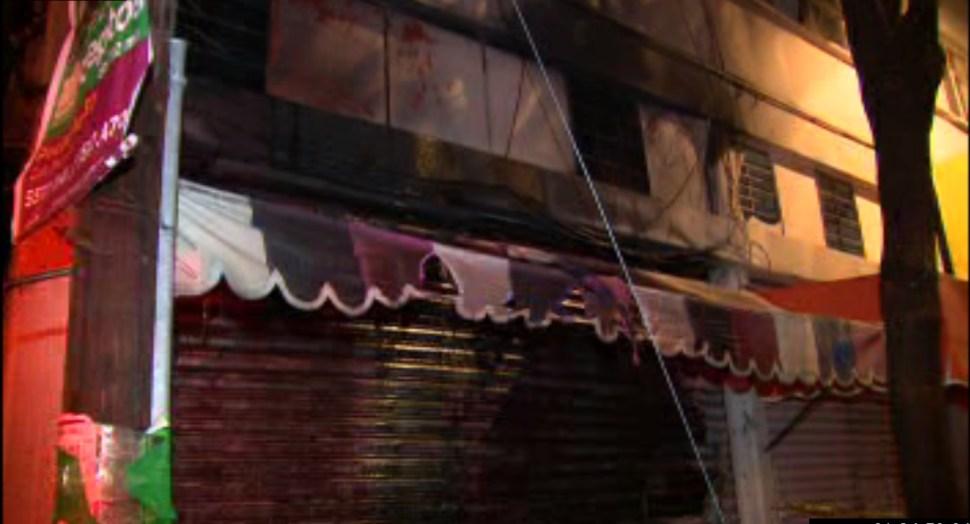 Incendio consume paletería en la colonia Anáhuac; no se reportan lesionados (Noticieros Televisa)