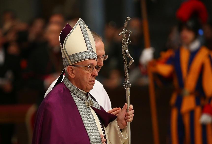 El papa Francisco hará una visita oficial a Egipto en la última semana de abril (Reuters)