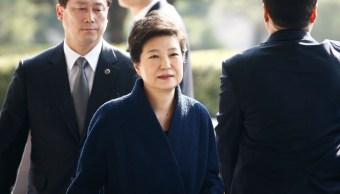Park Geun-hye comenzó a ser interrogada por la fiscalía surcoreana por su implicación en el caso Rasputina.