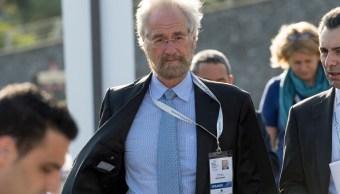 Peter Praet, integrante del BCE. (Getty Images)