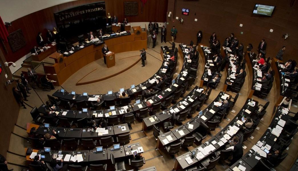 Alejandra Barrales reanuda actividades en el Senado