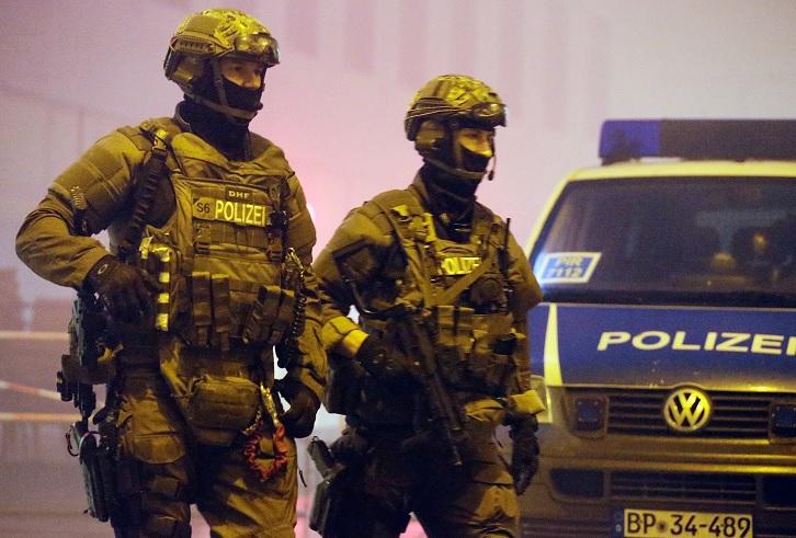 Detectan paquete explosivo en ministerio de Finanzas — Alemania