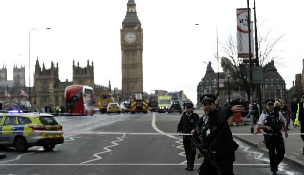 No hay nuevas amenazas terroristas en Londres, señala la Policía. (AP)