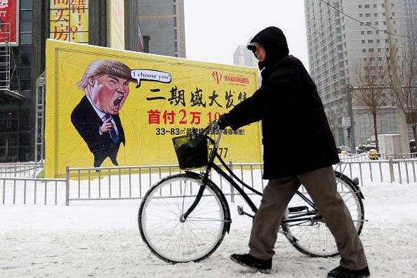 Gobierno chino advierte que la política comercial de la administración Trump puede ocasionar una guerra comercial. (Getty Images)