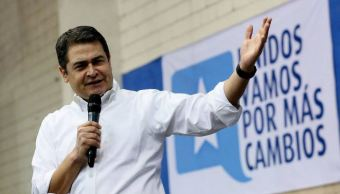 Presidente de Honduras podrá relegirse tras ganar primarias en elección partidista