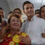 Presidente Enrique Peña Nieto celebra a las mujeres en su día. (Presidencia, Archivo)
