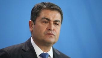 El presidente hondureño, Juan Orlando Hernández (Getty Images/Archivo)