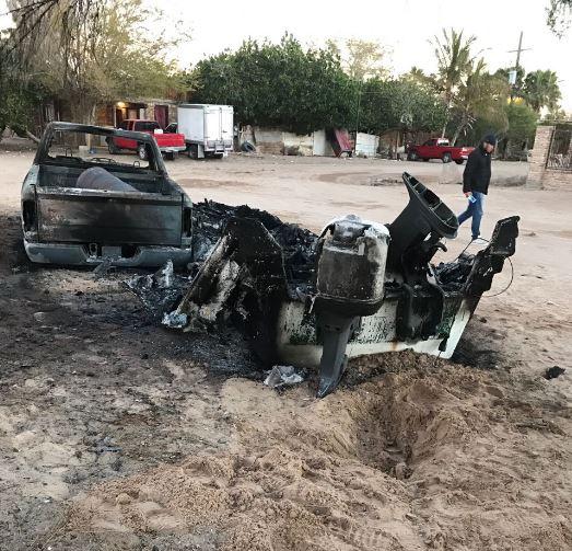 Profepa pide acción penal contra tres pescadores por actos violentos en Sonora
