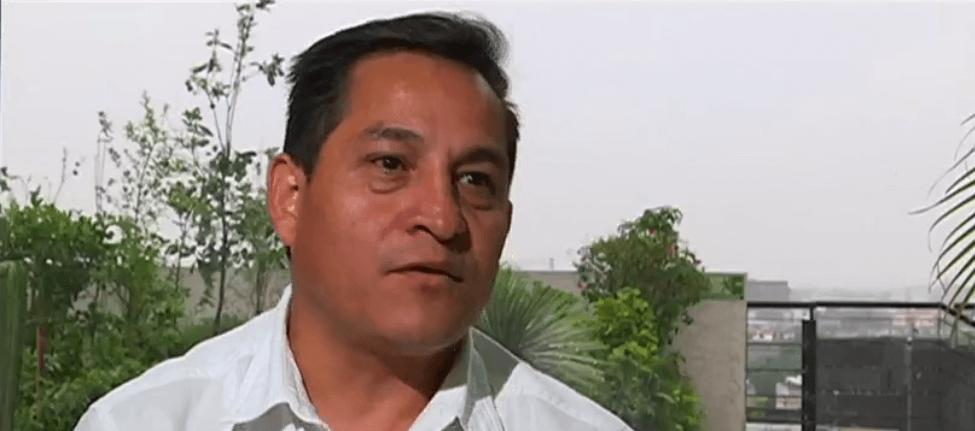 Rafael Pérez Tapia trabajó 14 años en Estados Unidos. (Noticieros Televisa)