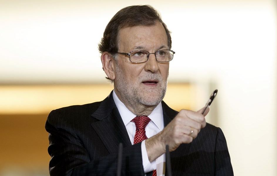 El presidente del Gobierno español, Mariano Rajoy, se pronuncia ante la decisión del Tribunal Supremo de Justicia de Venezuela de asumir las competencias de la Asamblea Nacional. (AP)