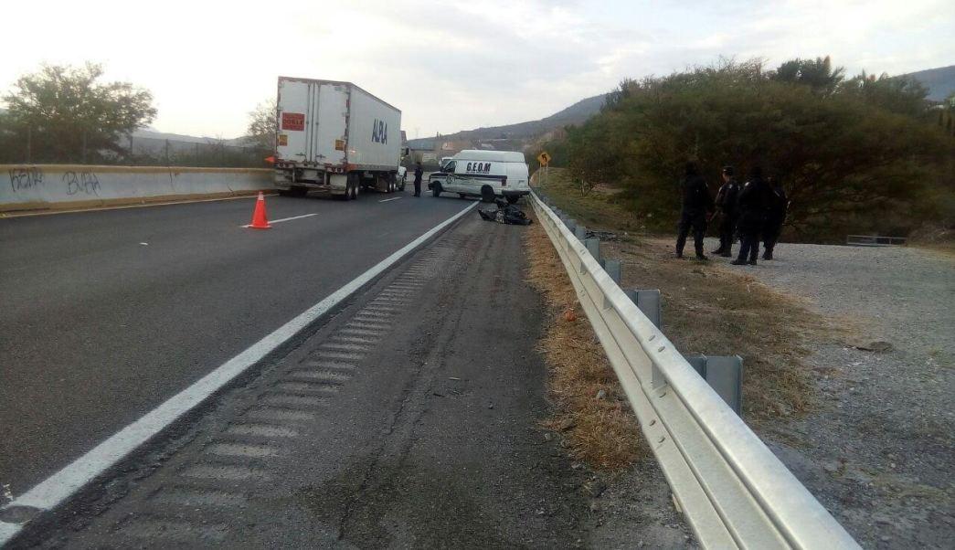 Este lunes fueron localizadas seis bolsas que contenían tres cuerpos desmembrados en la Autopista del Sol.