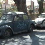 Retiran en Oaxaca vehículos chatarra. (Noticieros Televisa)