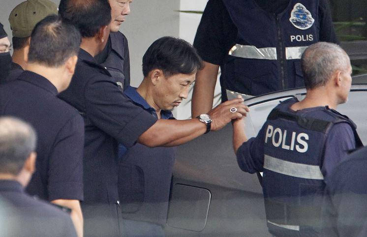 Ri Jong Chol fue detenido el 18 de febrero, cinco días después de que Kim Jong-nam fuera asesinado. (AP)