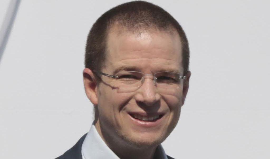 Ricardo Anaya, presidente nacional del Partido Acción Nacional. (Notimex)