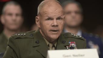 Robert B. Neller, comandante general del Cuerpo de Marines de Estados Unidos. (AP, archivo)