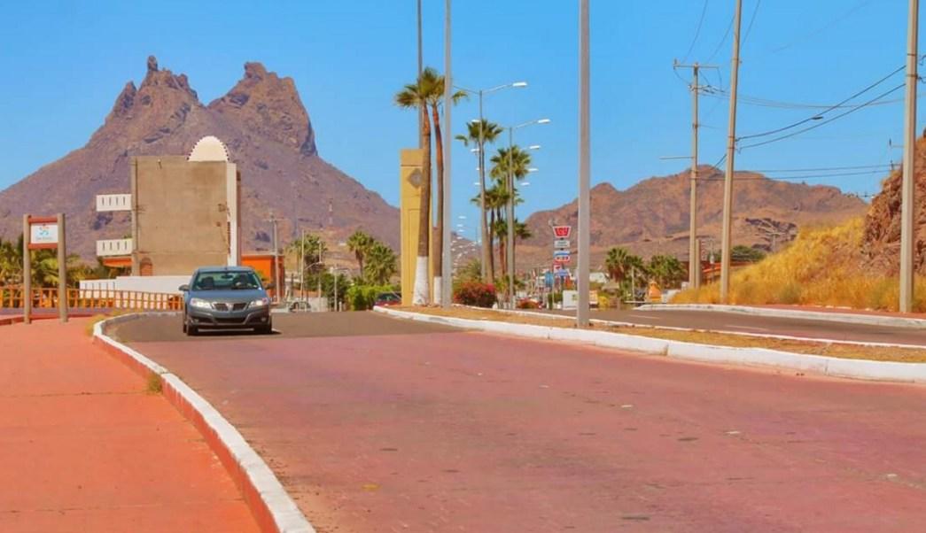 San Carlos, Sonora. (Twitter: @descubreasonora)
