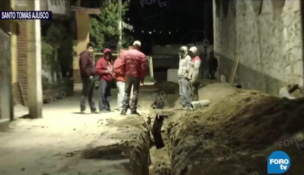 El operativo policiaco no dejó personas lesionadas. (FOROtv)
