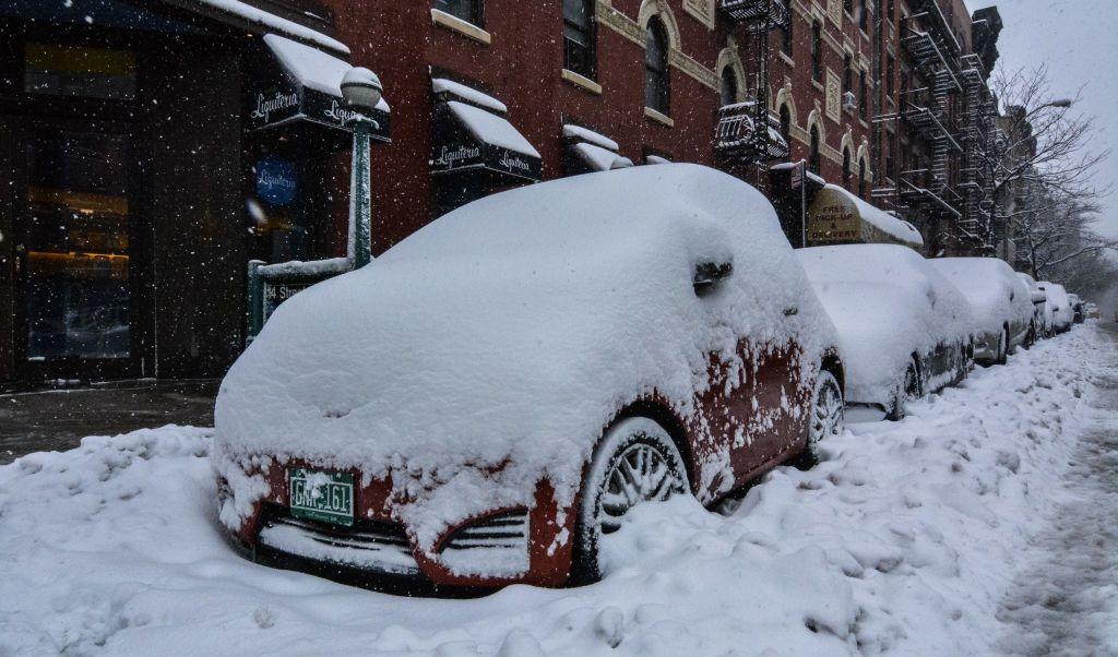 Se espera que en las próximas horas una tormenta invernal llegue a NY.