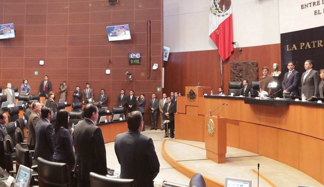 El Senado de la República condenó enérgicamente el atentado en Londres. (Senado de la República)