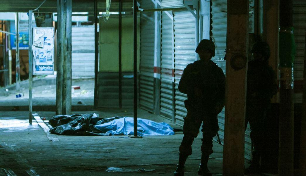 Violencia en Sinaloa. (AP, archivo)