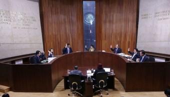 TEPJF INE sancione irregularidades partidos políticos