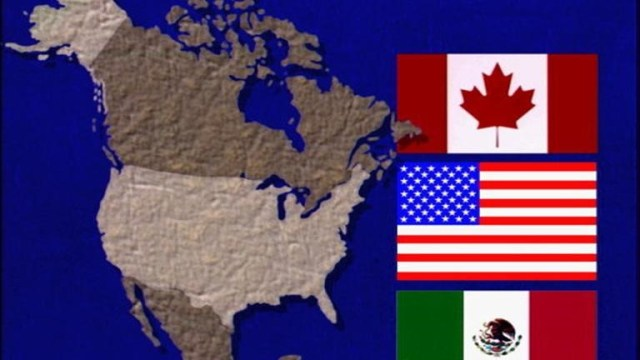 Países involucrados en el TLCAN iniciarán la renegociación