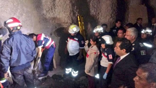 El incidente se registró la tarde este martes en la intersección de Palma Criolla y Palma de Dátil, en la zona de Interlomas. (Twitter @EnriqueVargasdV)