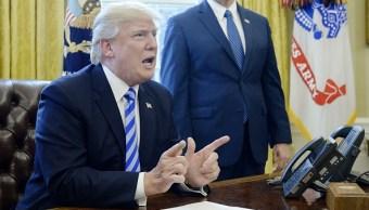 Donald Trump podría estarle echando la culpa a su yerno Jared Kushner por el fracaso en la reforma de salud (Getty Images/Archivo)
