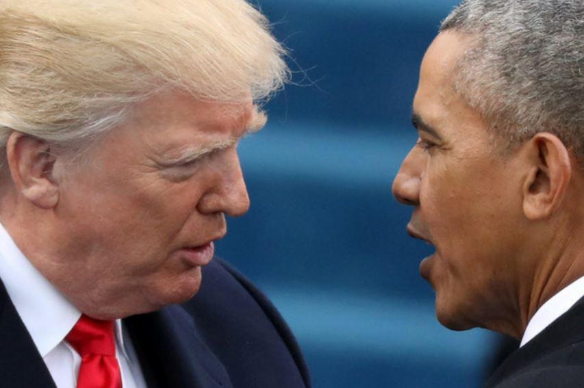 El centro de comunicaciones GCHQ, que forma parte de los servicios secretos británicos, califica de 'absoluto disparate' y 'ridículas' las acusaciones de espionaje que lanzó Donald Trump contra el presidente Obama. (Reuters)