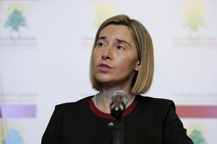 La alta representante de la UE para la Política Exterior, Federica Mogherini, afirma que el lanzamiento de misiles norcoreanos son una 'grave' amenaza a la seguridad mundial. (AP, archivo)
