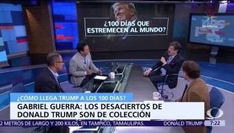 100 días de Trump en la Casa Blanca, el análisis en Despierta