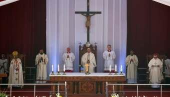 El papa Francisco concluyó su primera visita a Egipto. (AP)