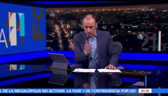 FOROtv, Noticieros Televisa, Televisa News, Julio Patán, Hora 21, Noticias,